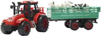Dinoimpex FARM TRACTOR FRICTION POWERED