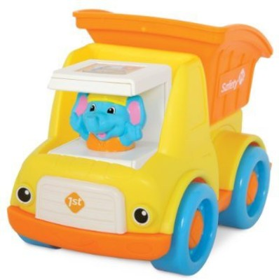 Safety 1st Safety First Cubikals Busy Time Dump Truck (Comes With 1