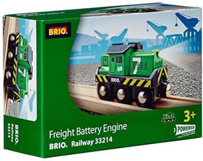 Brio Freight Battery Engine(Multicolor)