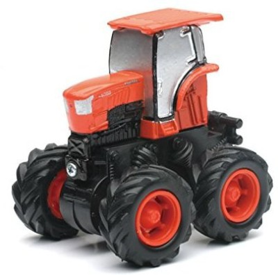 New Ray Mini Kubota L6060 Monster Truck