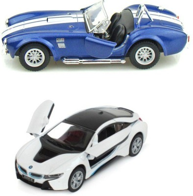 Kinsmart Ford Shelby And BMW i8 Concept