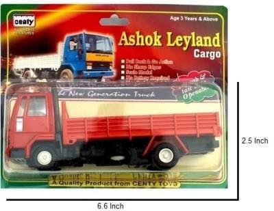 Centy Toys Ashok Leyland Cargo