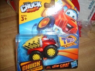 Tonka Chuck & Friends Chuck The Dump Truck Twist Trax
