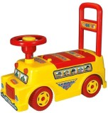 Girnar Girnar School Bus (Red, Yellow)