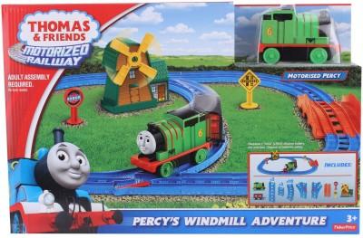 Thomas & Friends Motorized Railway - Percy's Windmill Adventure