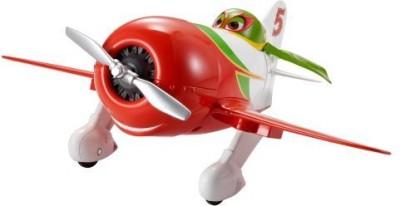 Mattel Disney Planes Deluxe Talking El Chupacabra Plane