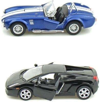 Kinsmart Shelby Cobra and Lamborghini Gallardo