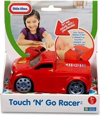 Little Tikes Touch N, Go Racer Truckred