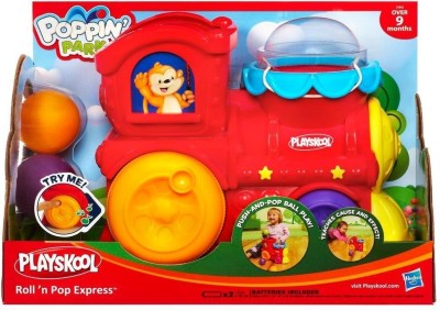 Playskool Poppin Park Roll n Pop Express