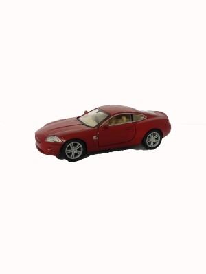 Kinsmart 5,, Jaguar Xk Coupe Red