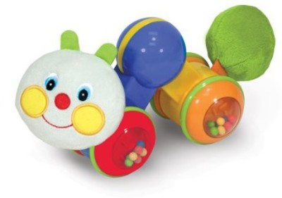 Melissa & Doug K's Kids Press and Go Inchworm