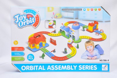 Smartintercon Joy Orbit - Orbital Assembly Series
