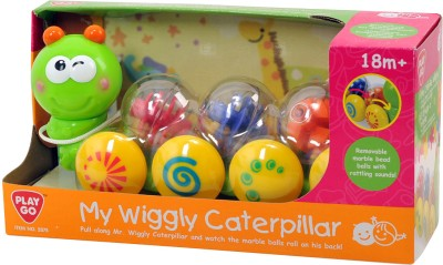 Playgo My Wiggly Caterpillar