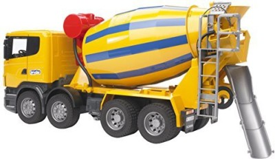 Bruder Scania Rseries Cement Mixer Truck