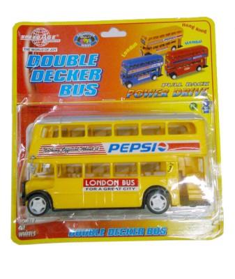 Speedage Double Decker Bus Sup. Dlx.