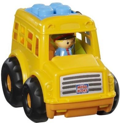 Mega Bloks Lil, School Bus