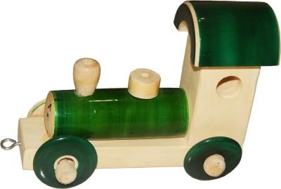 ZoneMart ZoneMart Wooden rail Engine