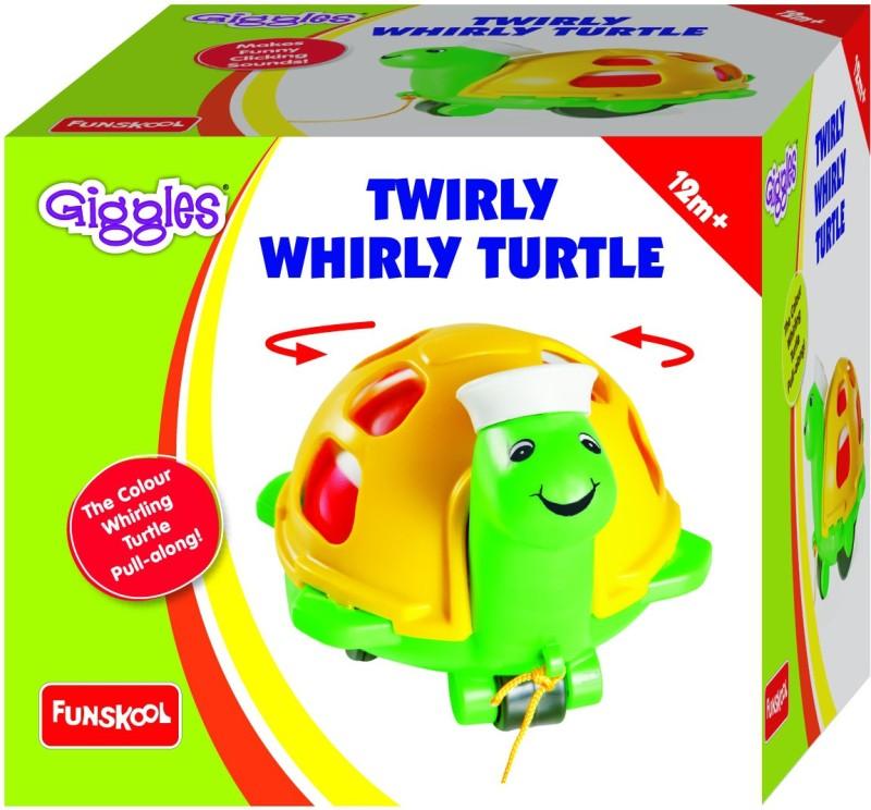 Funskool Twirly Whirly - Turtle