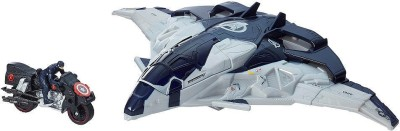 Hasbro Marvel Avengers Age Of Ultron Cycle Blast Quinjet Vehicle