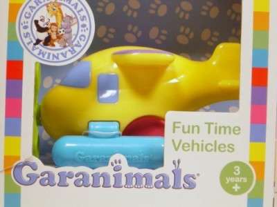 Garanimals FUN TIME VEHICLES