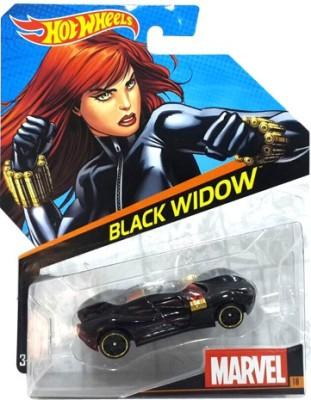 Hot Wheels Marvel Black Widow