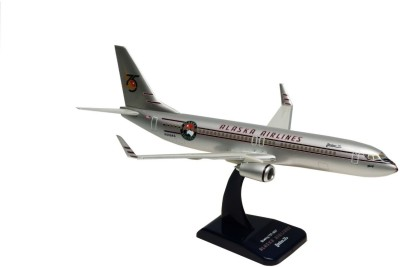 Hogan Wings Aircraft scale model, Boeing 737-800 Alaska