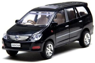 A M Enterprises Black Plastic Car