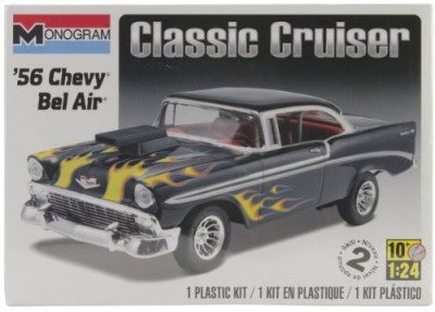 Revell 124 56 Chevy Bel Air