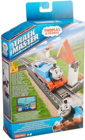 Fisher-Price Thomas the Train TrackMaster Criss-Cross Junction(Multicolor)