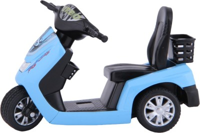 Kinsmart Die-Cast Metal Turbo Scooter