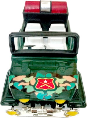 CANDY STORE Indian Army Jeep