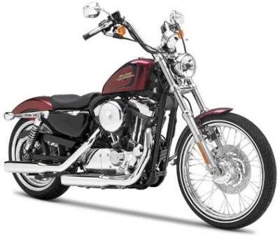 Maisto Harley-Davidson 2012 XL 1200V Seventy Two
