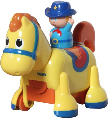 Funskool Tomy Clip Clop - Cow Boy