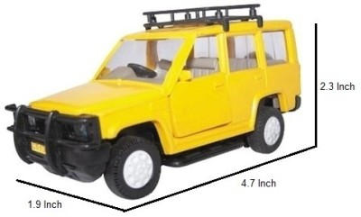 Centy Toys Tata Sumo (Door Openable)