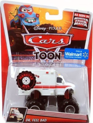 Unknown Disney Pixar Cars Toon 2013 Dr Feel Bad