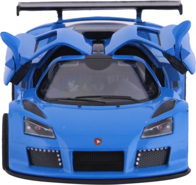 Baby Steps Kinsmart Die-Cast Metal 2010 Gumpert Apollo sport