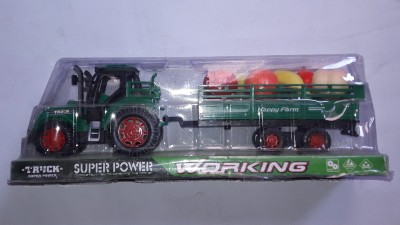 Output Super Power Tractor