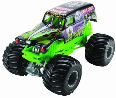 Hot Wheels Monster Jam Grave Digger Die