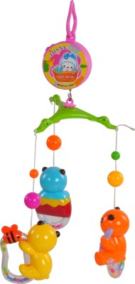 Venus-Planet Of Toys Sweet Love Color Bed Bell With Musical Tones