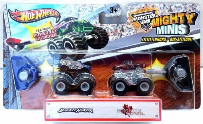 Hot Wheels Monster Jam Mighty Minis