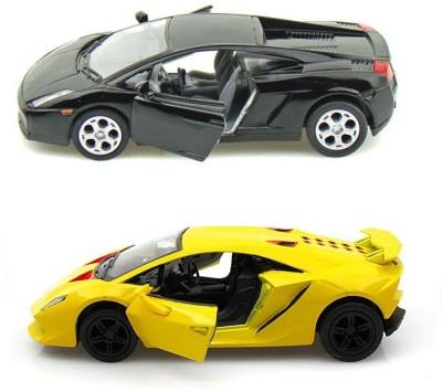 Kinsmart Lamborghini Gallardo and Lamborghini Sesto
