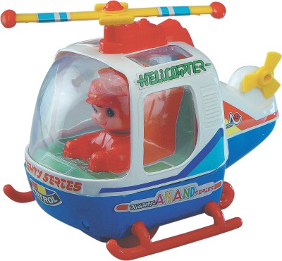 Tomafo ANAND HELICOPTER