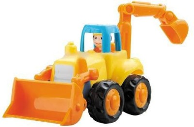 Mayatra,s Happy Engineering Friction Power Bulldozer Vehicle