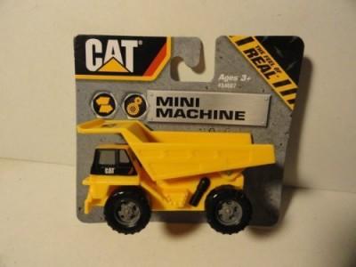 Caterpillar Mini Machine Dump Truck