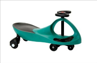 Kids Motor Store Mighty Green Rolling Coaster The Wiggling Wiggle Race Car Premium Scooter available at Flipkart for Rs.8242
