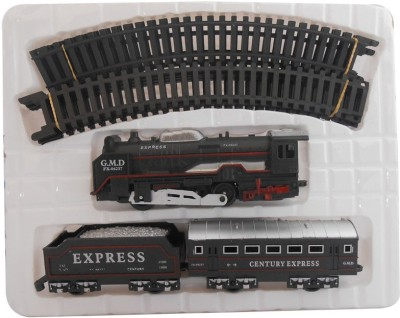 Shop & Shoppee Black Battery Operated Train