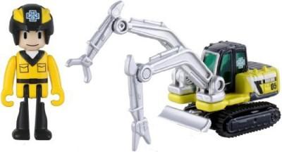 Takara Tomy Tomica Hyper Builder 05 Builder Arm