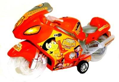 Turban Toys Chotta Bheem Racing Bike