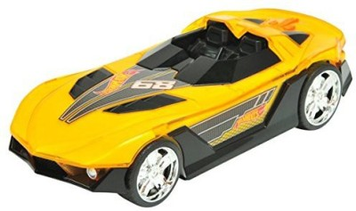 Toystate State Hot Wheels Hyper Racer Light And Sound Yur So Fast