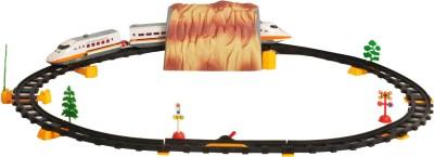 Magic Pitara Electric Railway Set